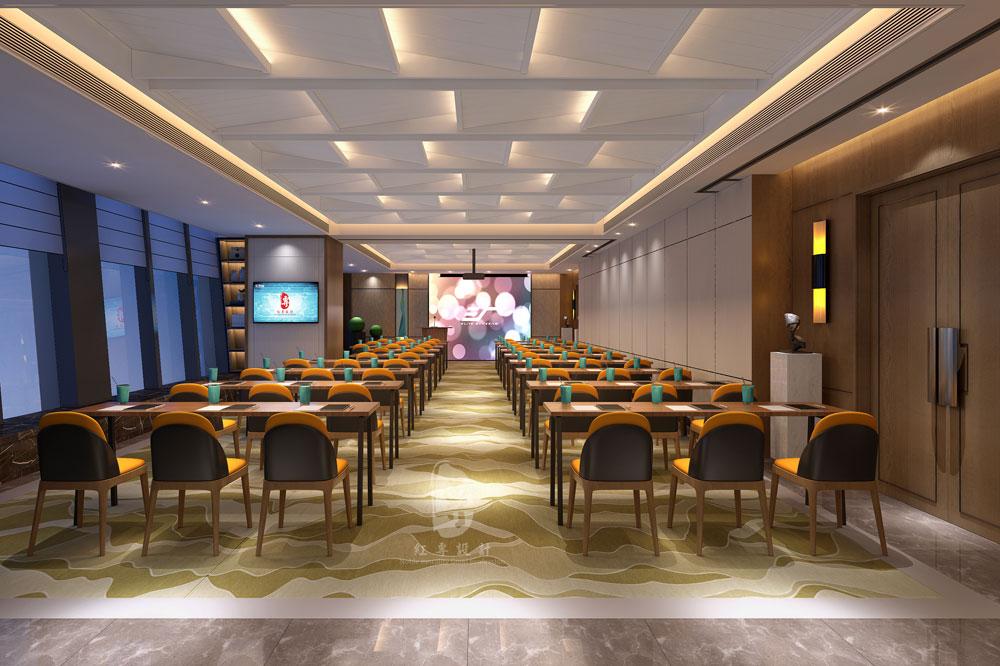 5会议室-博丽雅布国际酒店-红专设计